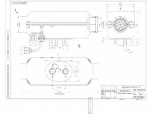 Planar bootkachel