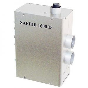 safire verwarming